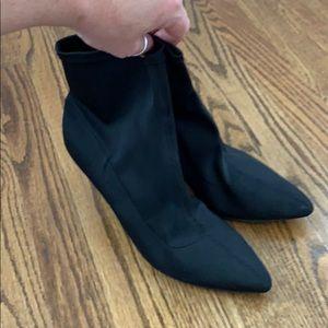 Sock booties mossimo